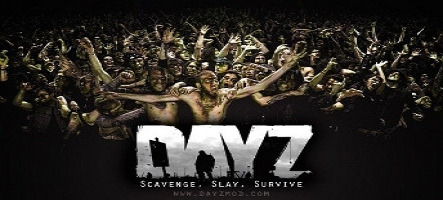 DayZ : 8 minutes de gameplay en vidéo