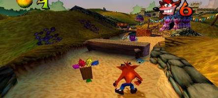 Crash Bandicoot bientôt de retour sur PS4 ?