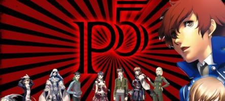 Persona 5 annoncé sur PS3