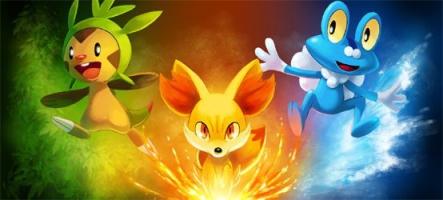 Des packs 2DS Pokémon X et Y débarquent en Europe