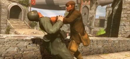 The Saboteur n'est pas un jeu sur la 2nde guerre mondiale