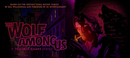The Wolf Among Us dispo sur iOS
