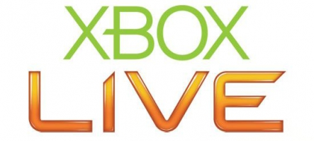 Les jeux les plus joués sur le Xbox Live