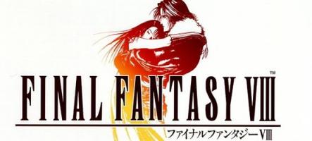 Final Fantasy VIII dispo en téléchargement sur PC