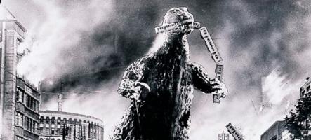 Godzilla revient et il est pas content !
