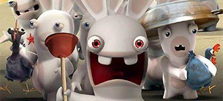 Concours : Gagnez 15 DVD de la série TV Lapins Crétins Invasion !