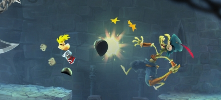 Rayman Legends déboule sur new gen
