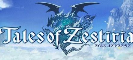 Tales of Zestiria annoncé sur PS3