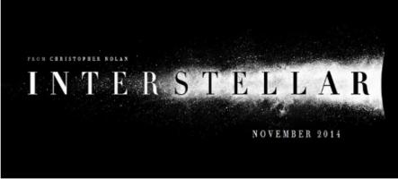Interstellar s'offre une 1ère bande annonce