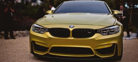 Découvrez et pilotez la BMW M4 Coupé en avant-première