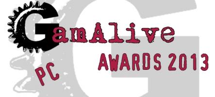 GamAlive Awards 2013 : Votez pour le meilleur jeu PC
