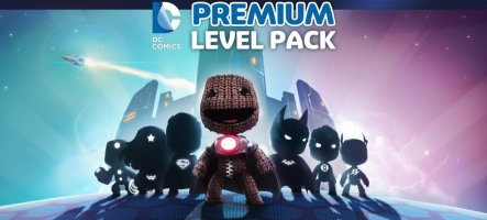 DC Comics transforme LittleBigPlanet