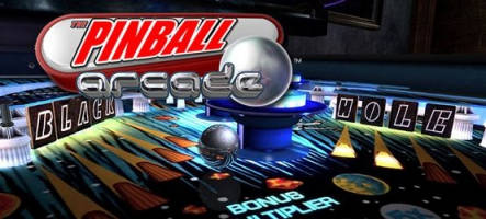 Pinball Arcade sort sur PS4 aujourd'hui