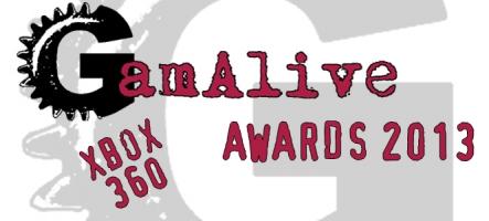 GamAlive Awards 2013 : Votez pour le meilleur jeu Xbox 360