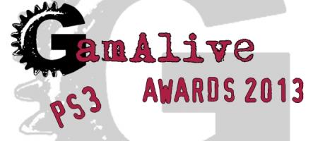 GamAlive Awards 2013 : Votez pour le meilleur jeu PS3