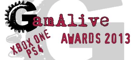 GamAlive Awards 2013 : Votez pour le meilleur jeu PS4 et Xbox One