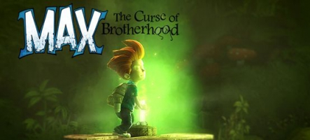 Max The Curse of Brotherhood disponible aujourd'hui sur Xbox One