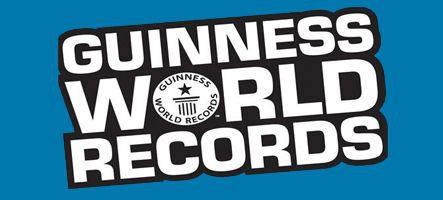 Le Livre Guinness des Records du Jeu Vidéo 2014 est disponible
