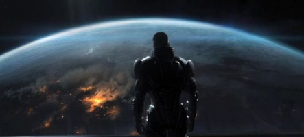 Il appelle sa fille comme un personnage de Mass Effect