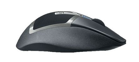 Test de la souris Logitech G602