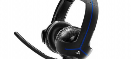 Casque PS4 et PS3 Thrustmaster Y-300P