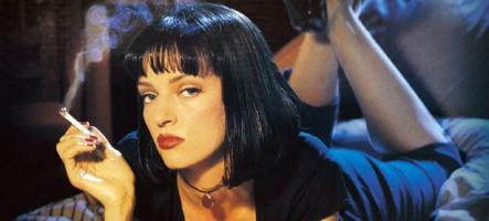 Si Pulp Fiction était un jeu 8-bits...