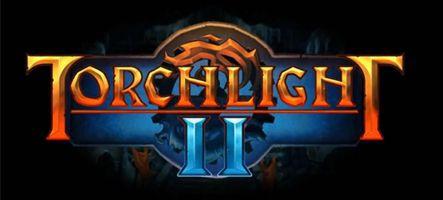 Torchlight 2 est gratuit ce week-end