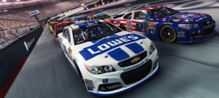 NASCAR 14 pour le mois prochain