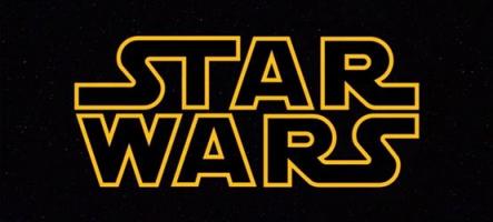 Star Wars : des photos inédites du tournage
