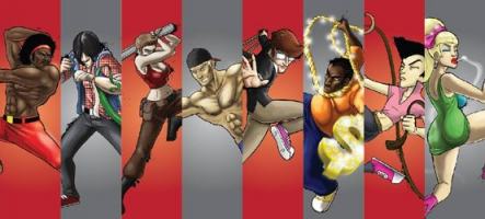 Ultimate Gay Fighter : un jeu de combat homosexuel