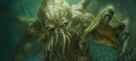 Un jeu Call of Cthulhu annoncé