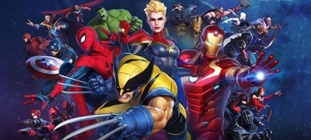 Marvel Ultimate Alliance 3 : The Black Order (Nintendo Switch)