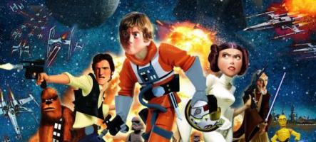 Pixar travaille sur un film d'animation Star Wars !