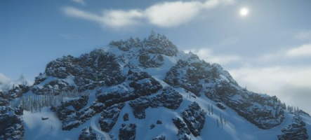 Snow : un nouveau jeu de sports d'hiver