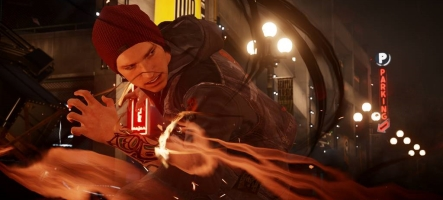inFamous : Second Son fait mouiller Seattle