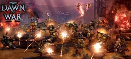 Une grosse mise à jour annoncée pour Dawn of War II