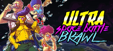 (TEST) Ultra Space Battle Brawl sur PC