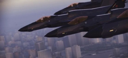 Ace Combat Infinity en bêta le mois prochain