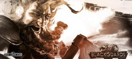 Blackguards : un RPG à l'ancienne dispo sur Steam et GoG