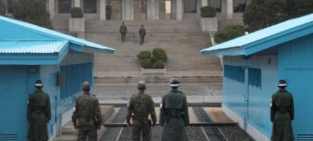 Kinect utilisé comme système de surveillance à la frontière Coréenne