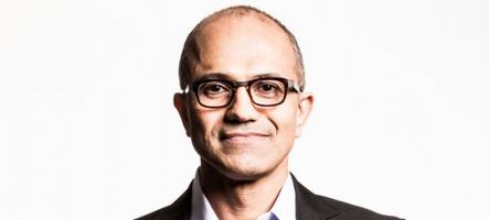 Satya Nadella, le nouveau patron de Microsoft