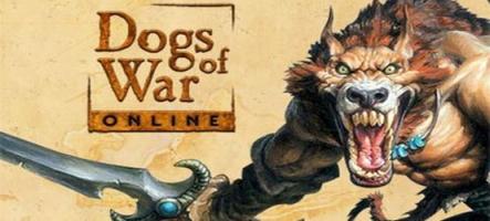 Dogs of War Online passe en bêta ouverte