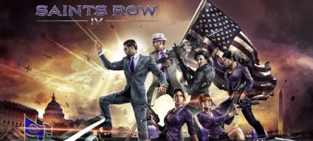 Cinq nouveaux DLC pour Saints Row IV