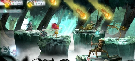 Un trailer et une date pour Child of Light