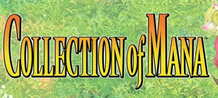 Collection of Mana (Nintendo Switch)