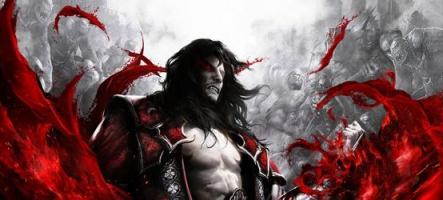 Castlevania: Lords of Shadow 2 et sa grosse épée