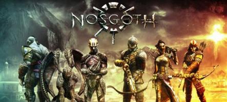Nosgoth : découvrez ce MMORPG à base de vampires