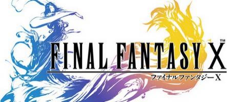 Ça se roule des pelles dans Final Fantasy X/X-2