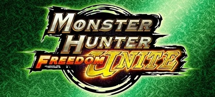 2 packs Monster Hunter Freedom Unite pour le Japon