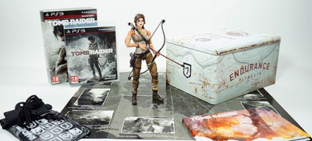 Concours Tomb Raider : Gagnez 3 coffrets collector